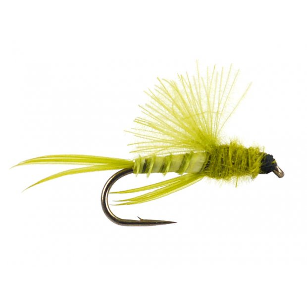 CDC Little Surface Nimph - Medium Olive